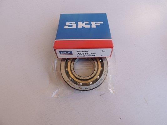 SKF 7308 BECBM ANGULAR CONTACT BEARING